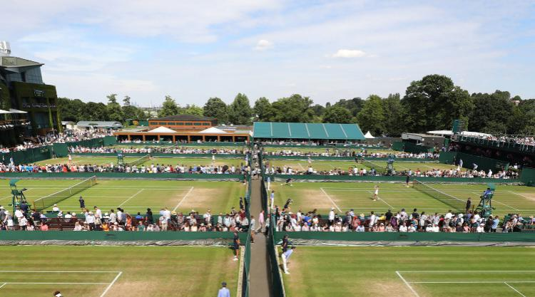 Wimbledon: Players voice displeasure over court conditions