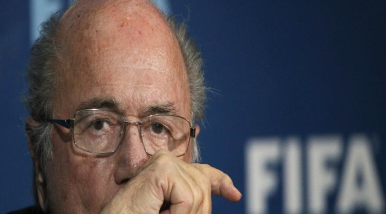 People are very much enjoying these FIFA arrests