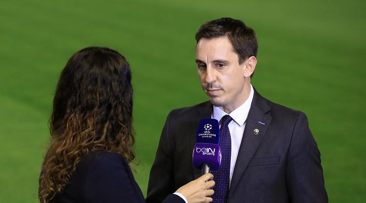 Gary Neville relieved to get first win as Valencia boss