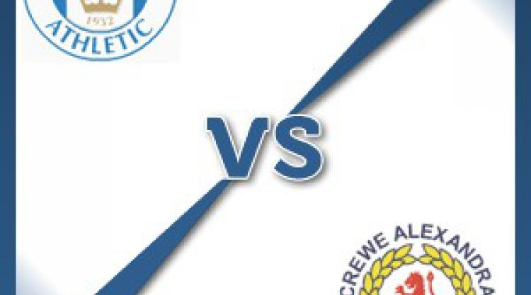 Wigan V Crewe at The DW Stadium : Match Preview
