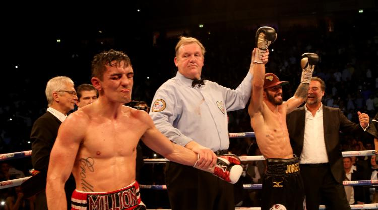 Joe Gallagher backing Anthony Crolla to achieve great British win in Manchester