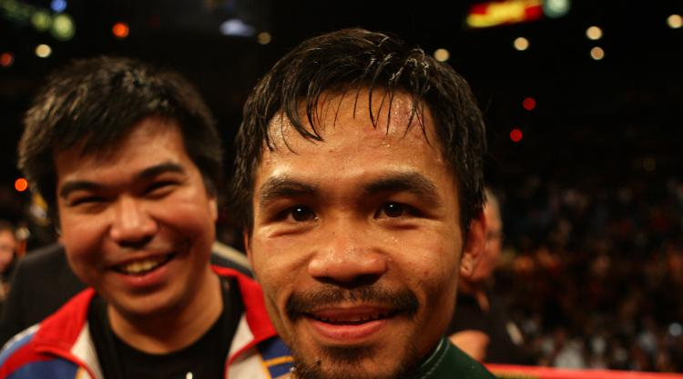 Manny Pacquiao to fight in Australia for first time