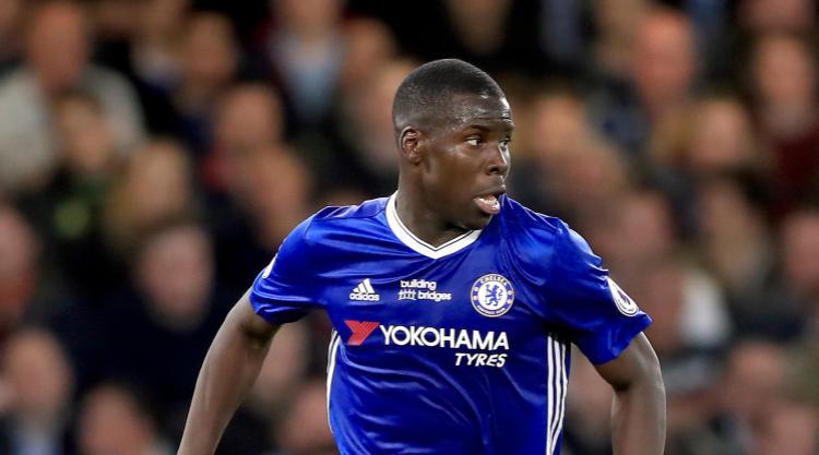 Kurt Zouma: Chelsea Defender Joins Stoke On Season-Long Loan