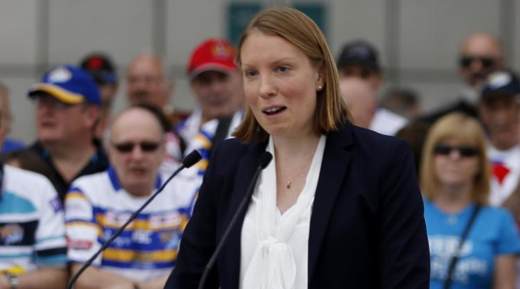 Sports minister Tracey Crouch prepared to withdraw funding if FA fails to reform