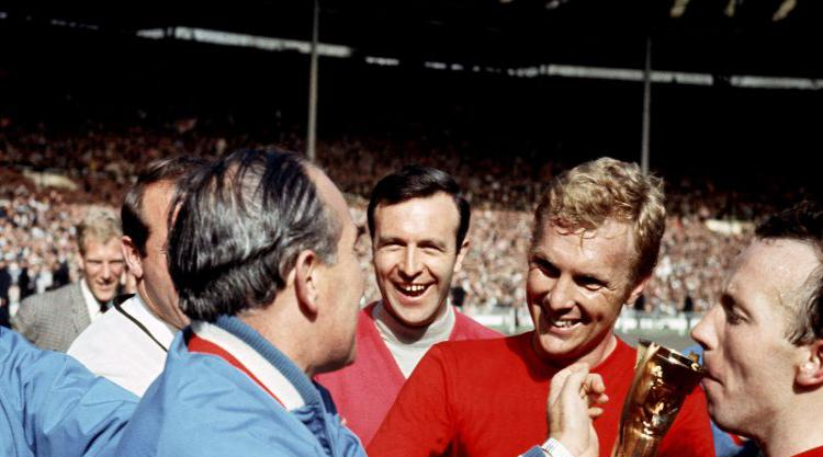 England's 1966 World Cup win - the report