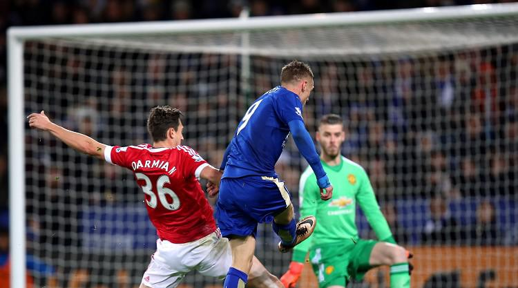 Record-breaking Jamie Vardy Happy To Hobble On For Leicester
