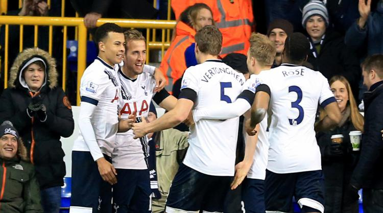 Is this finally Tottenham's year?
