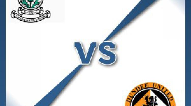 Inverness CT V Dundee Utd at Tulloch Caledonian Stadium : Match Preview