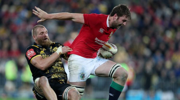 Shields ends All Black dream with Wasps move
