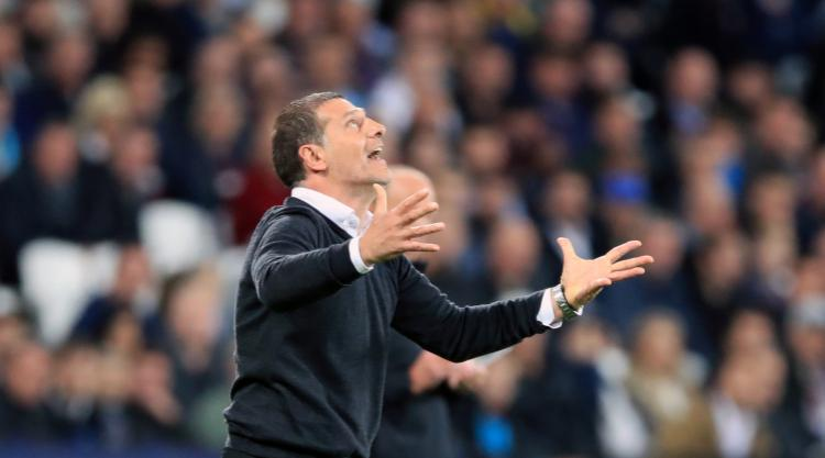 Bad news for Slaven Bilic after West Ham's win over Huddersfield