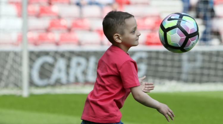 Bradley Lowery has sadly passed away