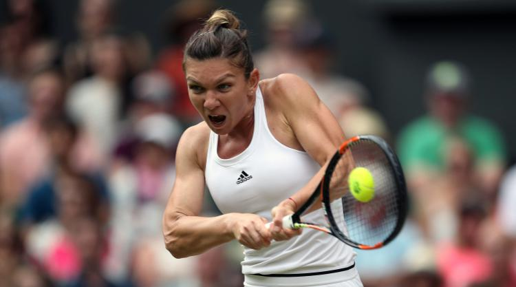 Simona Halep Confirms Wta Finals Spot After Victory Over Madison Keys