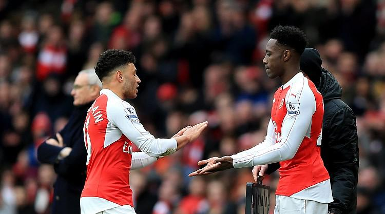 Oh Danny boy! Welbeck header seals dramatic Arsenal comeback against Leicester