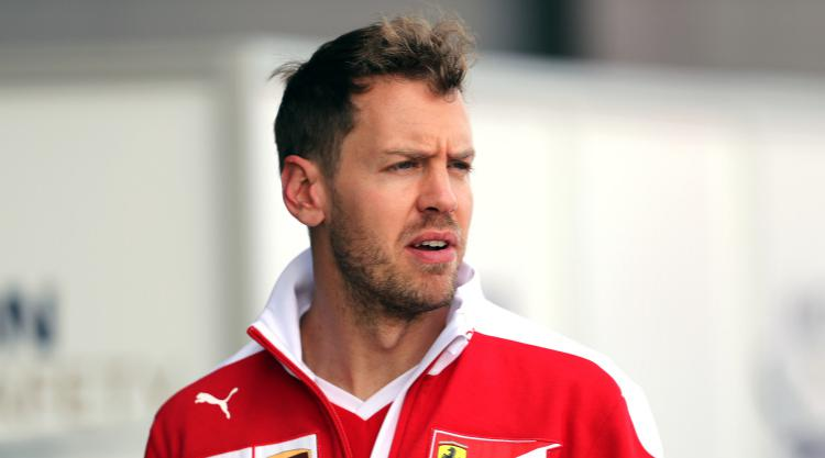 Vettel sets scorching pace in final Chinese GP practice