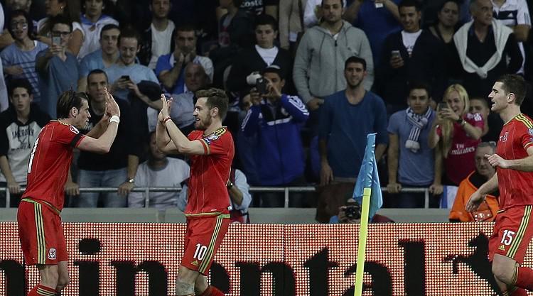 Bale leads Wales to key win