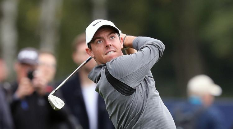 Brilliant Paul Dunne beats Rory McIlroy to the British Masters