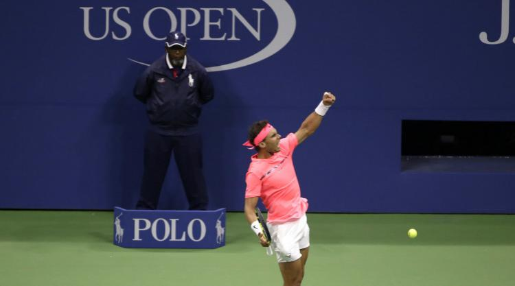 Federer, Nadal in third round of US Open