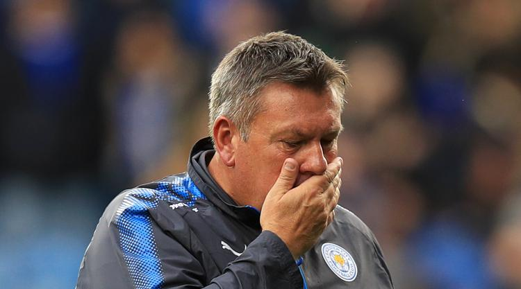 Leicester sack Craig Shakespeare after poor start to season