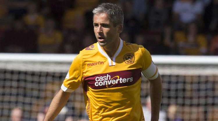 Keith Lasley focused on helping Motherwell on the pitch