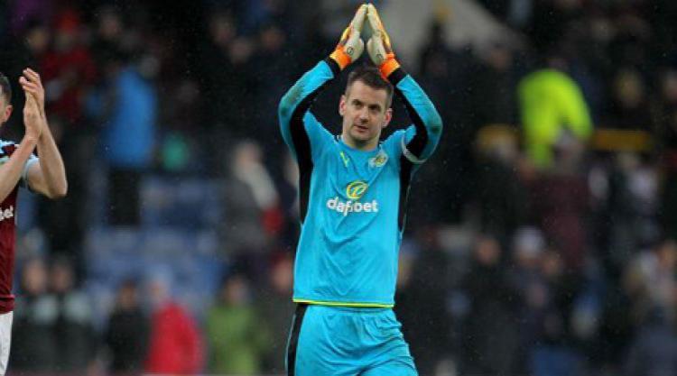 Michael Keane to leave Burnley at end of season