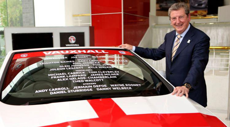 Vauxhall to end sponsorship deal with Home Nations