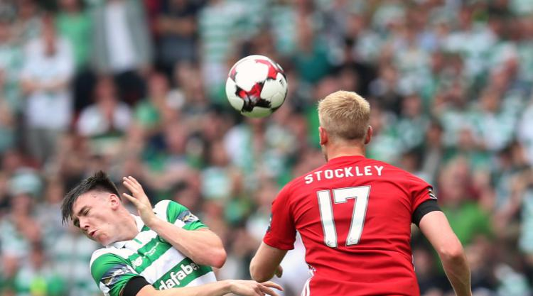 Rogic's injury time victor secures Scottish Cup, treble for Celtic