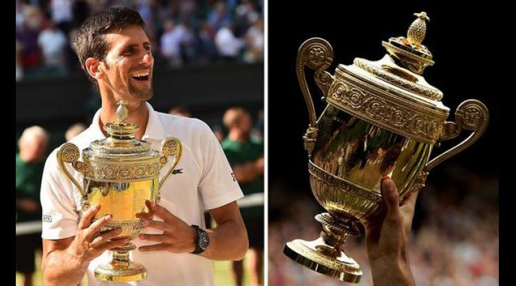 Why is there a pineapple on the Wimbledon trophy? Reason revealed