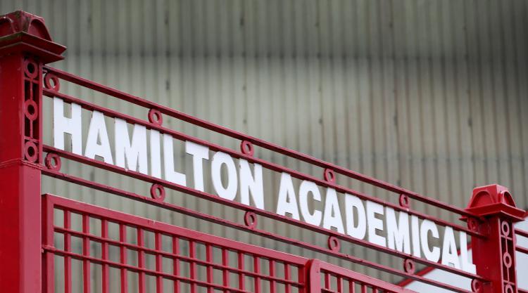Hamilton Accies 'lose more than £750000' in vishing fraud