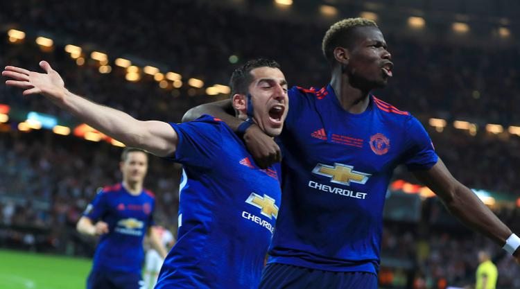 Manchester United earn emotional win over Ajax in Europa League final