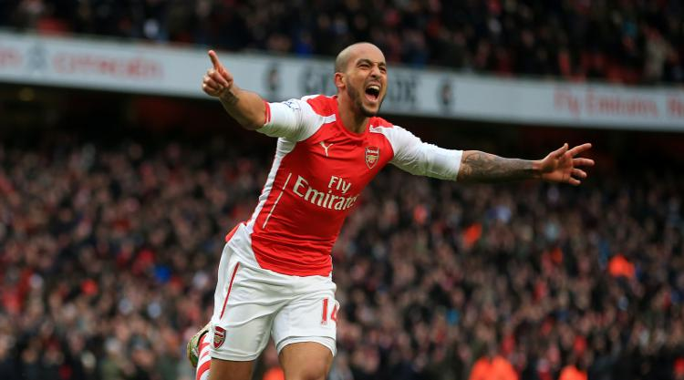 Walcott in the picture to make Blues switch