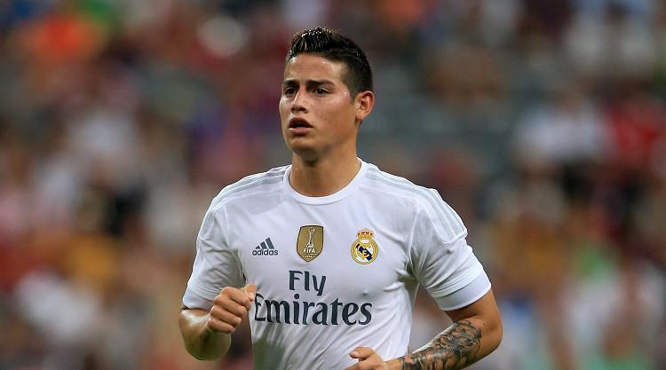Rafael Benitez hails James Rodriguez after Real Madrid rout Real Betis