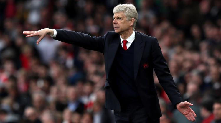 Wenger admits top four will be tough for Arsenal