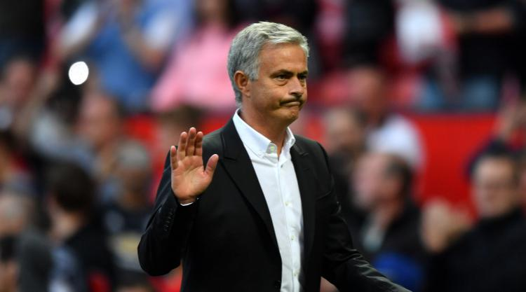 Jose Mourinho replies when asked if Man United will make fourth signing