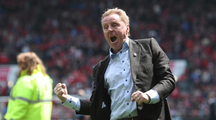 Harry Redknapp makes announcement on future after Birmingham avoid relegation