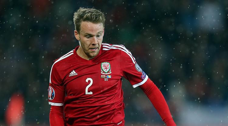 Wales defender Chris Gunter focused on task at hand