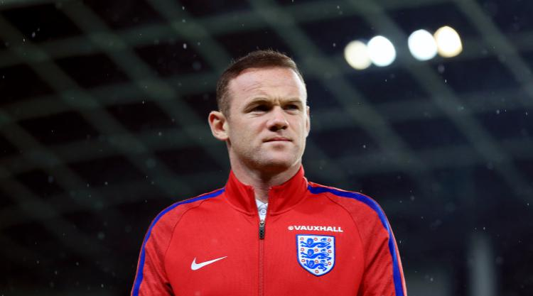 Wayne Rooney announces international retirement