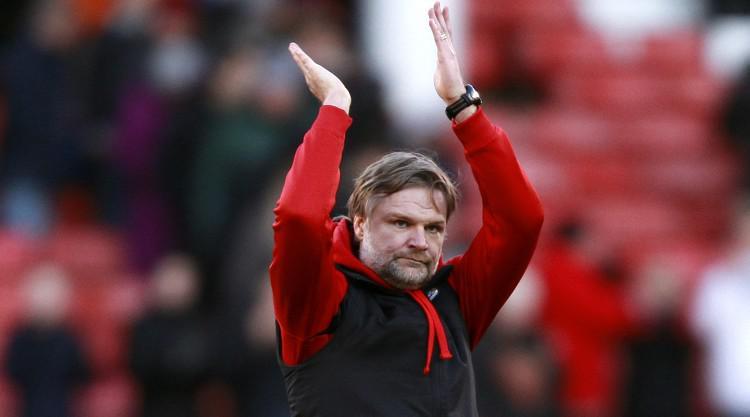Steven Pressley appointed Fleetwood boss