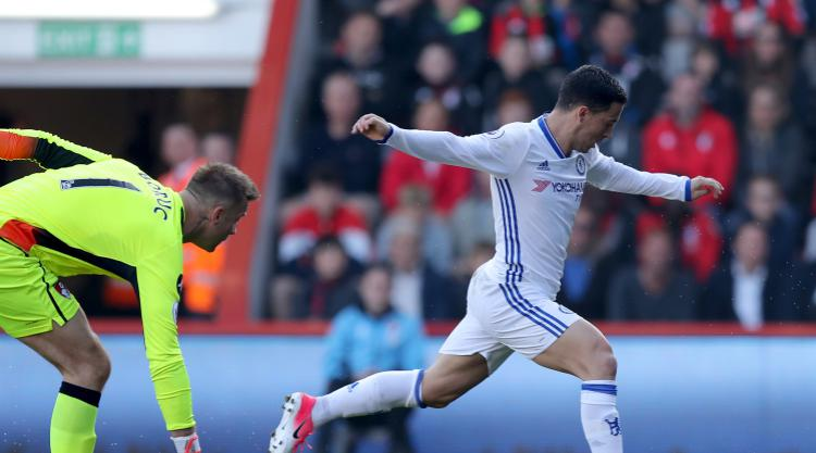 Hazard Praises Chelsea's Will To Fight