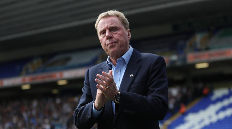 Birmingham sack Harry Redknapp after six straight defeats