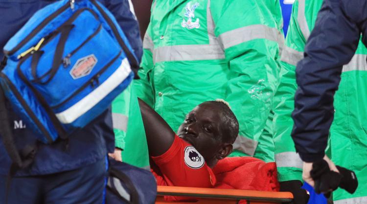 Allardyce backs Sakho to deal with serious knee injury