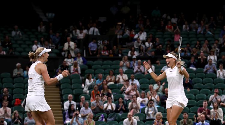 Kubot-Melo, Makarova-Vesnina win doubles titles at Wimbledon