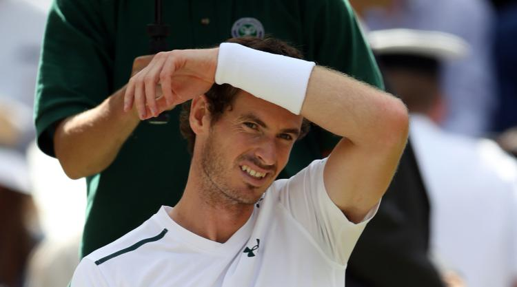Andy Murray corrects reporter who forgot women's tennis, social media loves it