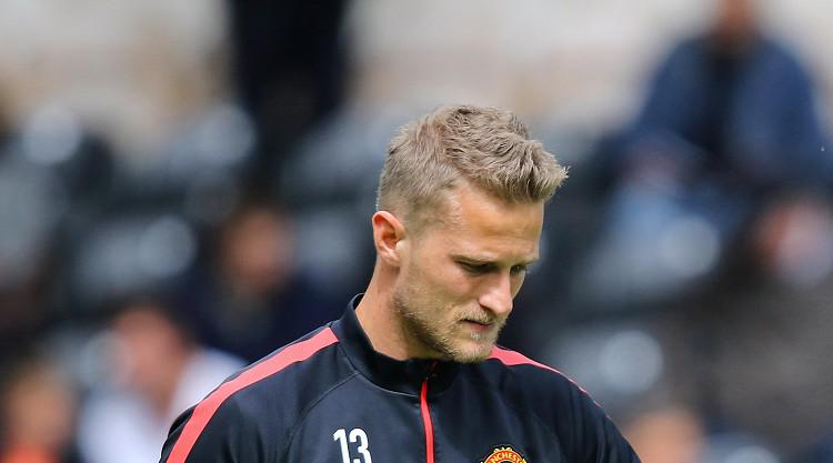 Lindegaard could choose to leave Manchester United for West Brom