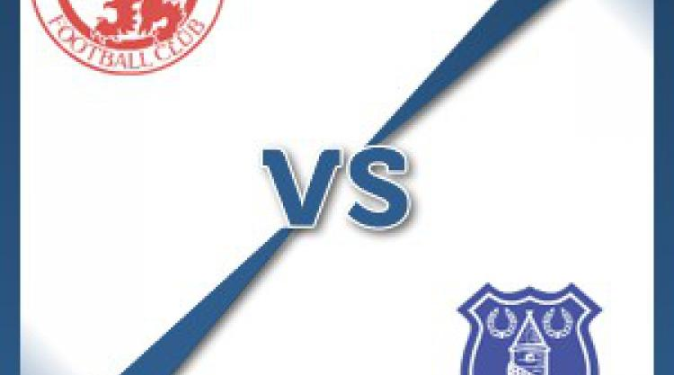 Middlesbrough V Everton at Riverside Stadium : Match Preview
