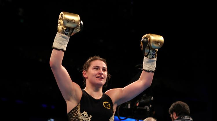 Katie Taylor To Fight For WBA World Title on Joshua-Pulev