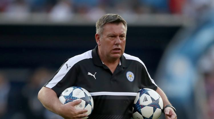 Craig Shakespeare: Leicester were