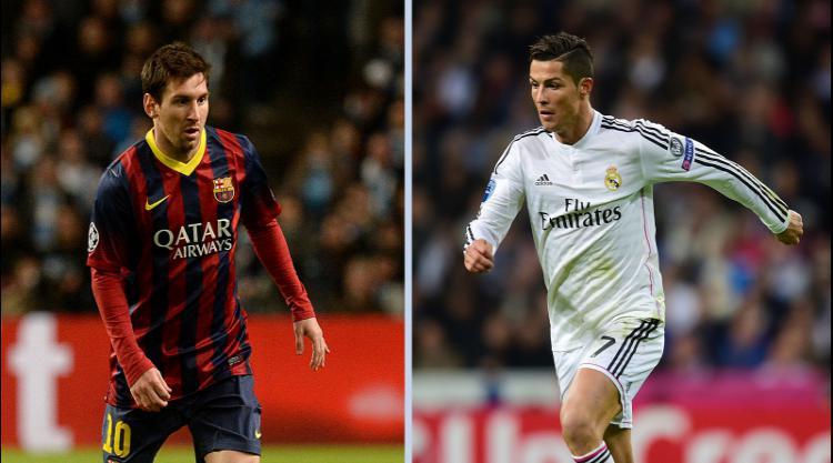 Who will win the 'Pichichi' top scorer award? Ronaldo or Messi?