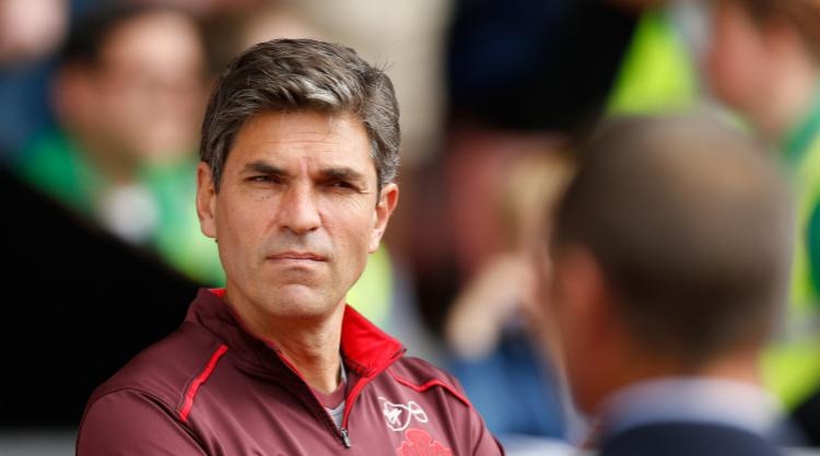Southampton boss Pellegrino frustrated with Swansea stalemate