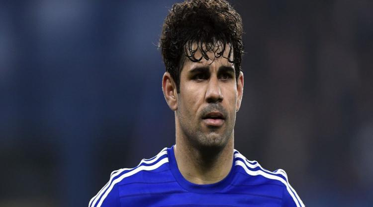 Watch Diego Costa playing 5-a-side against men in sumo suits for some reason
