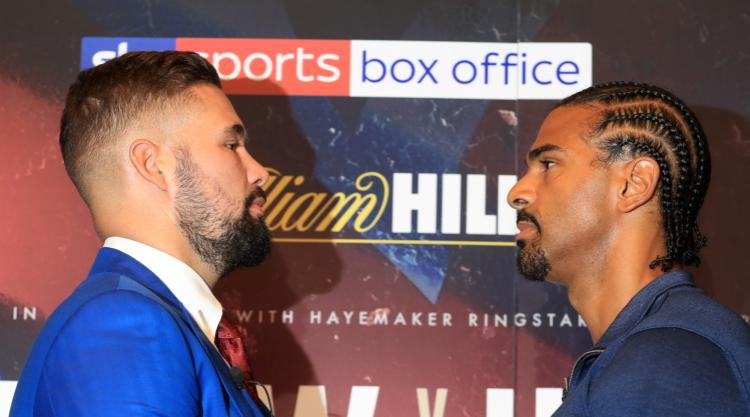 Tony Bellew-David Haye rematch called off after skipping injury